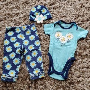 4/$20 Infant 3 Piece Set